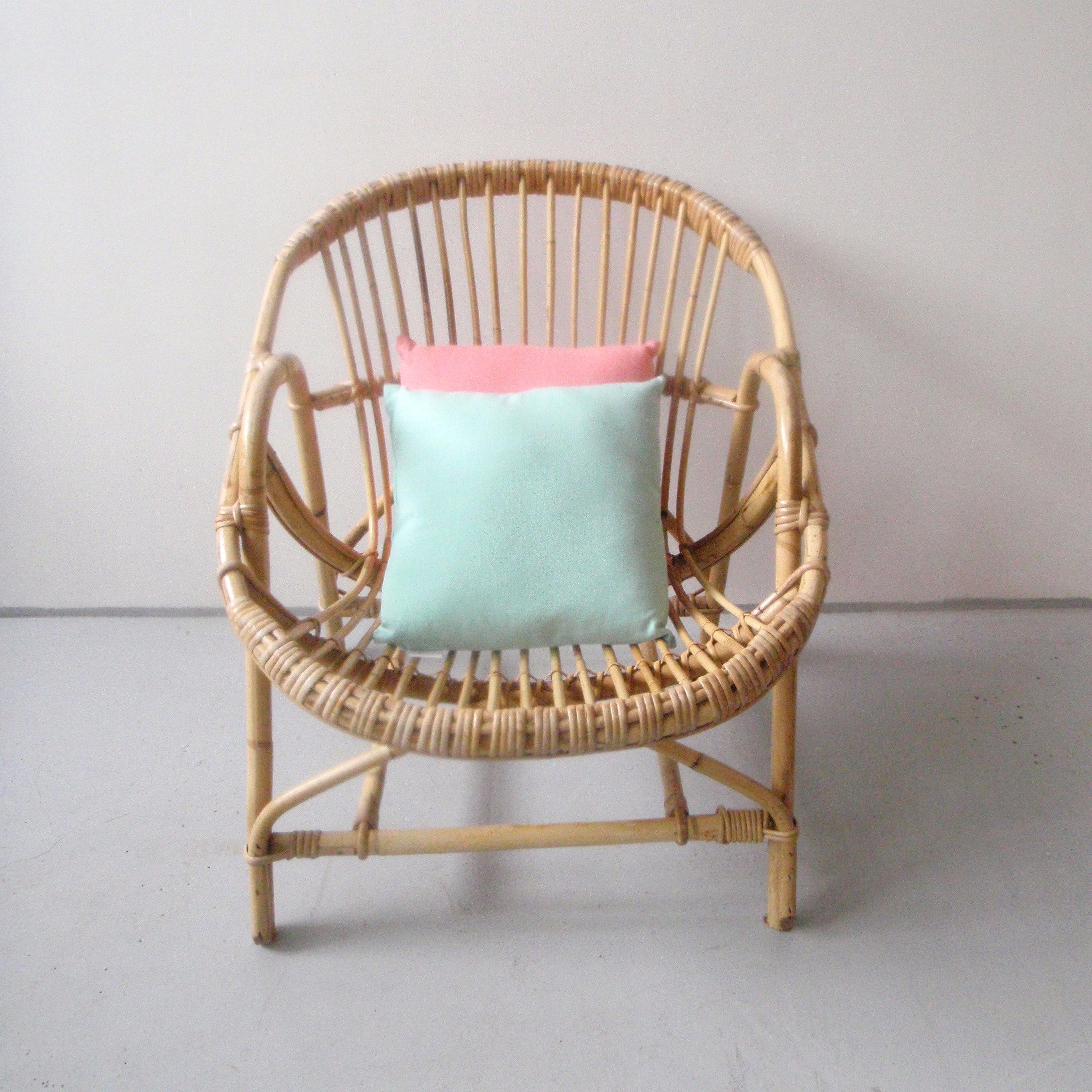 Roger bontemps fauteuil en rotin et canne de bambou ann es 50 60 1 jpg - Fauteuil en rotin le bon coin ...
