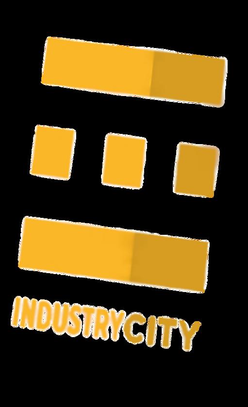 logo on colum alone