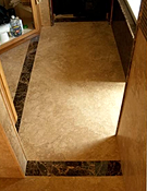 Groutless Bathroom Floors Arizona