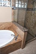 Arizona Low Maintenance Showers