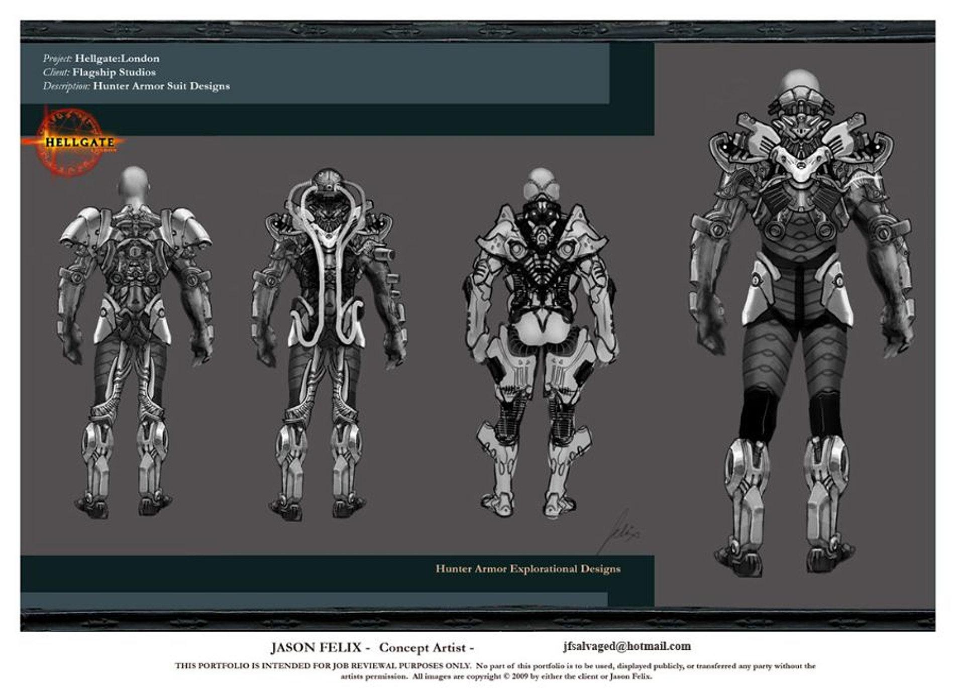 Character Design London : Jason felix artist deadspace star craft wars aliens