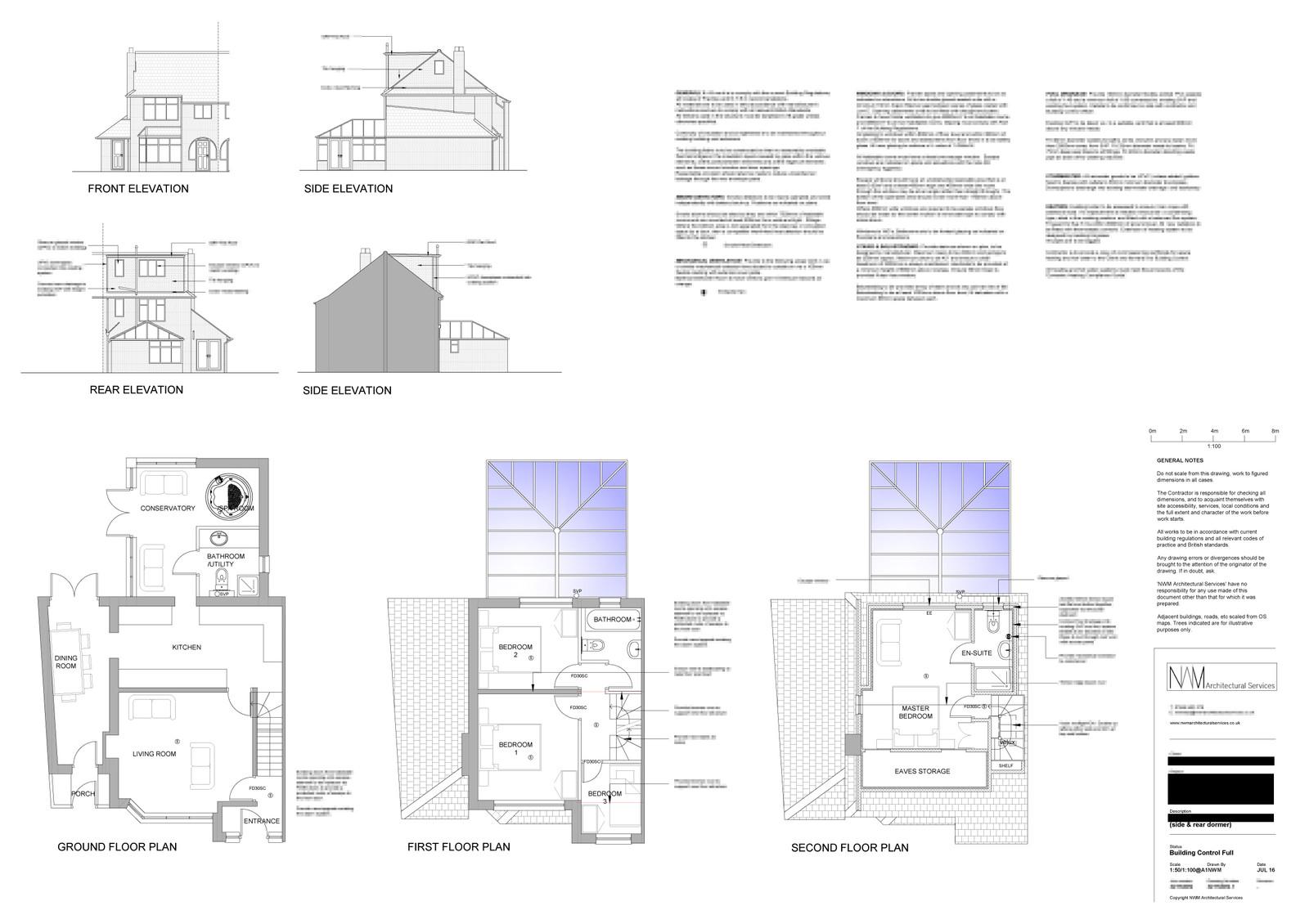 Loft Conversion Floor Plans. Planning Permission Interior Design ...