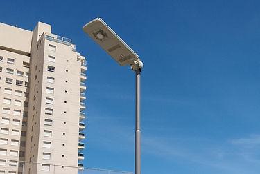 iluminacion solar en edificios