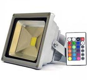 Reflector Led RGB 20 w
