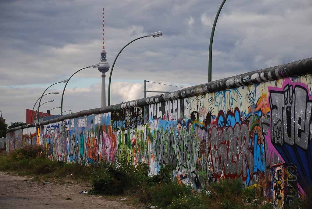 Berlin in a Spraycan
