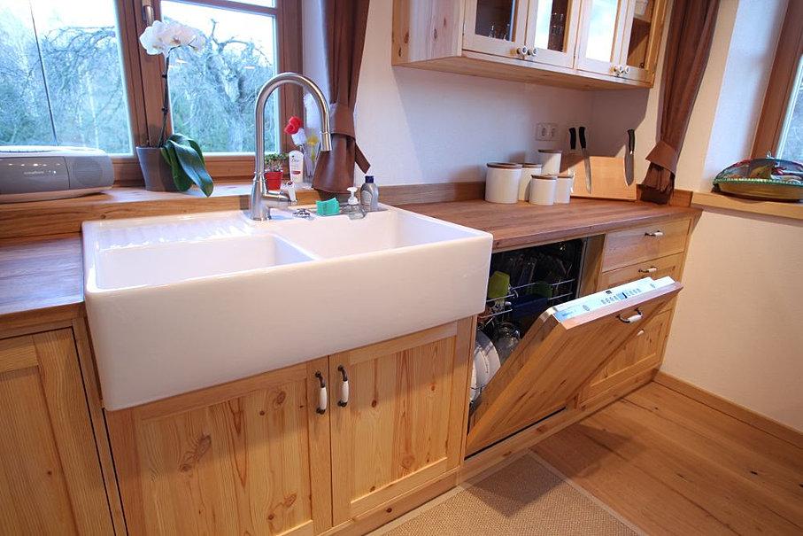 Küche Kiefer Massiv: Küche kiefer hause deko ideen. Eckbank ...