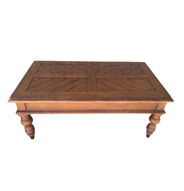 CC Vintage San Diego Vintage Furniture Rentals COFFEE SIDE TABLES - Ranch style table