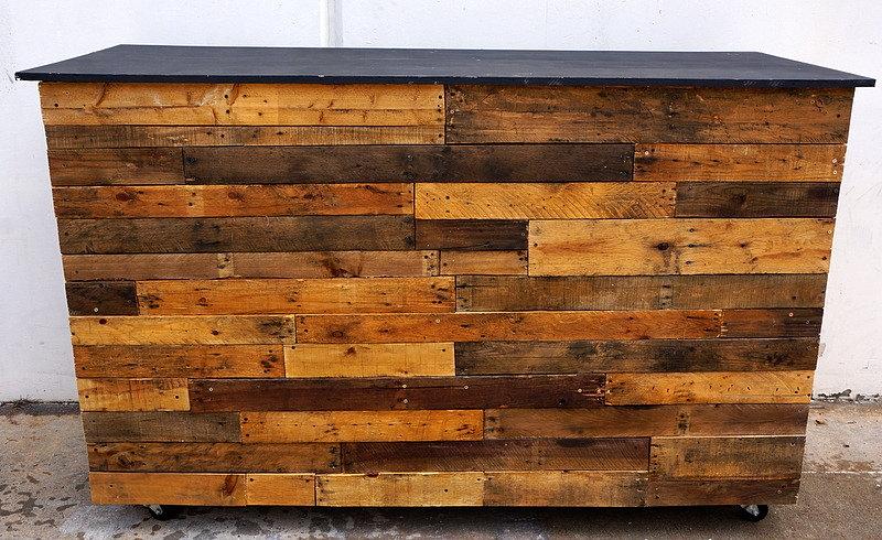 CC Vintage   San Diego Vintage Furniture Rentals   CC Vintage Reclaimed Wood  Bar. - CC Vintage San Diego Vintage Furniture Rentals CC Vintage