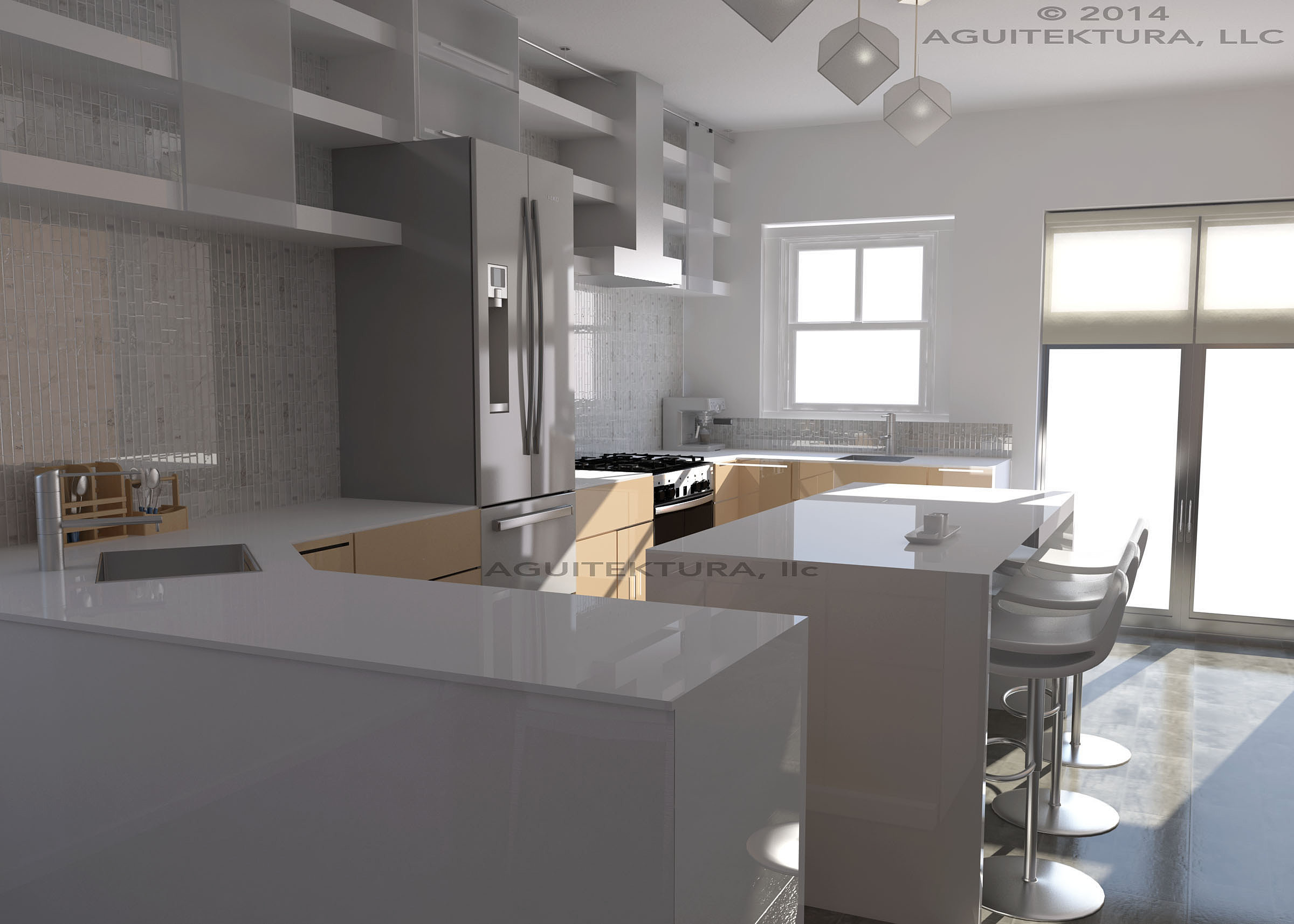 Aguitektura Llc Residential Commercial Consulting Services Kitchen