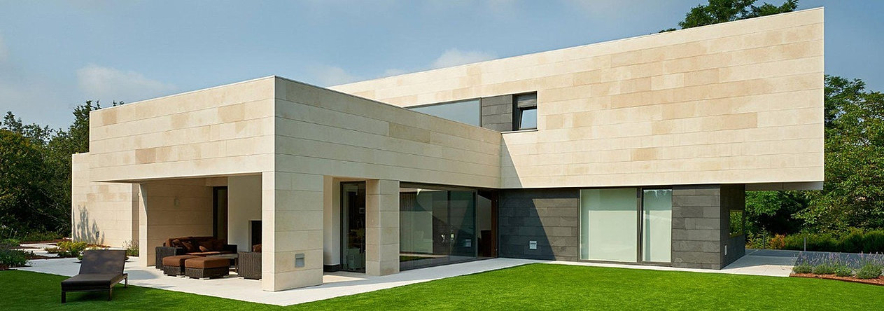 Smart stone systems introduces green building solutions for Exterior natural stone for houses