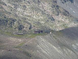 Vernagt-Hütte apparait