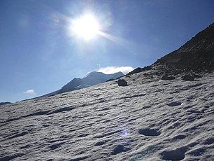 Et la Wildspitze apparue...