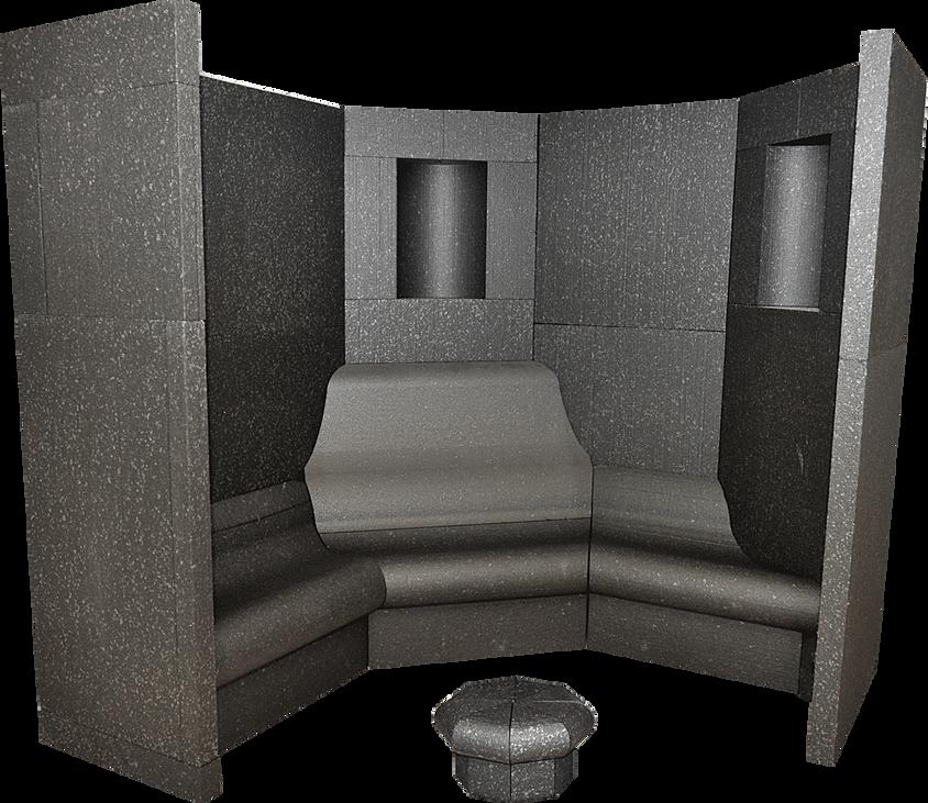 spa modules steam bath modules. Black Bedroom Furniture Sets. Home Design Ideas