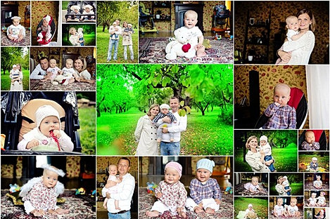 Семейное фото онлайн
