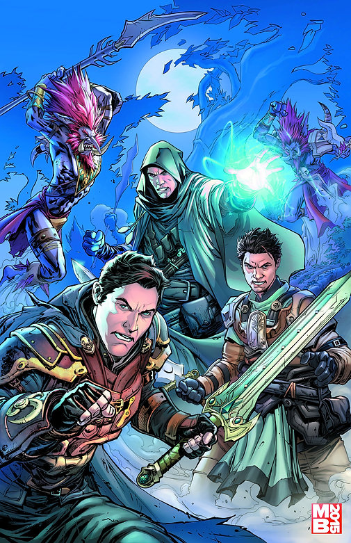 Warcraft_Promo_Poster_Blizzard_Legendary