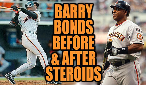 Barry Bonds...should he go into the Baseball Hall of Fame?