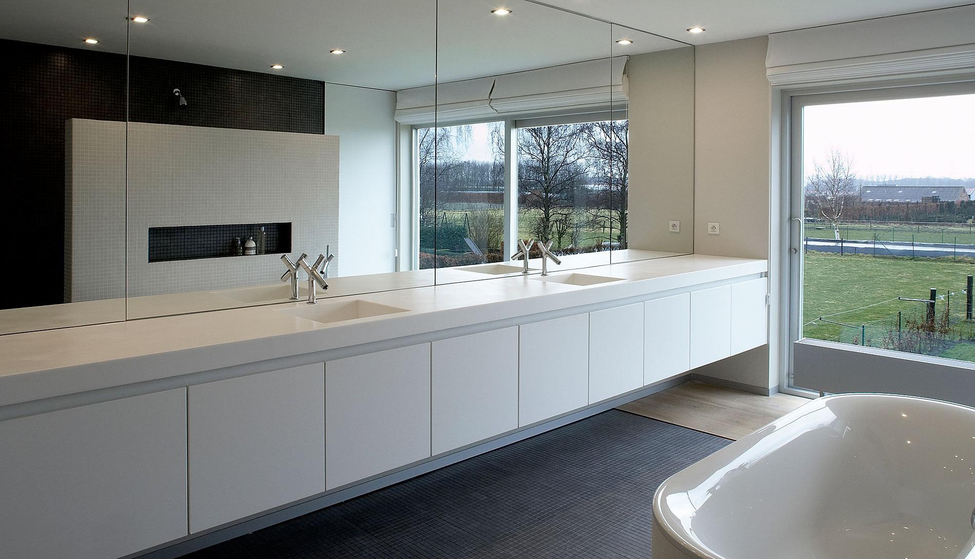 Keukens badkamers en interieur mp buyl gent en omgeving keukens mp buyl - Outs badkamer m ...