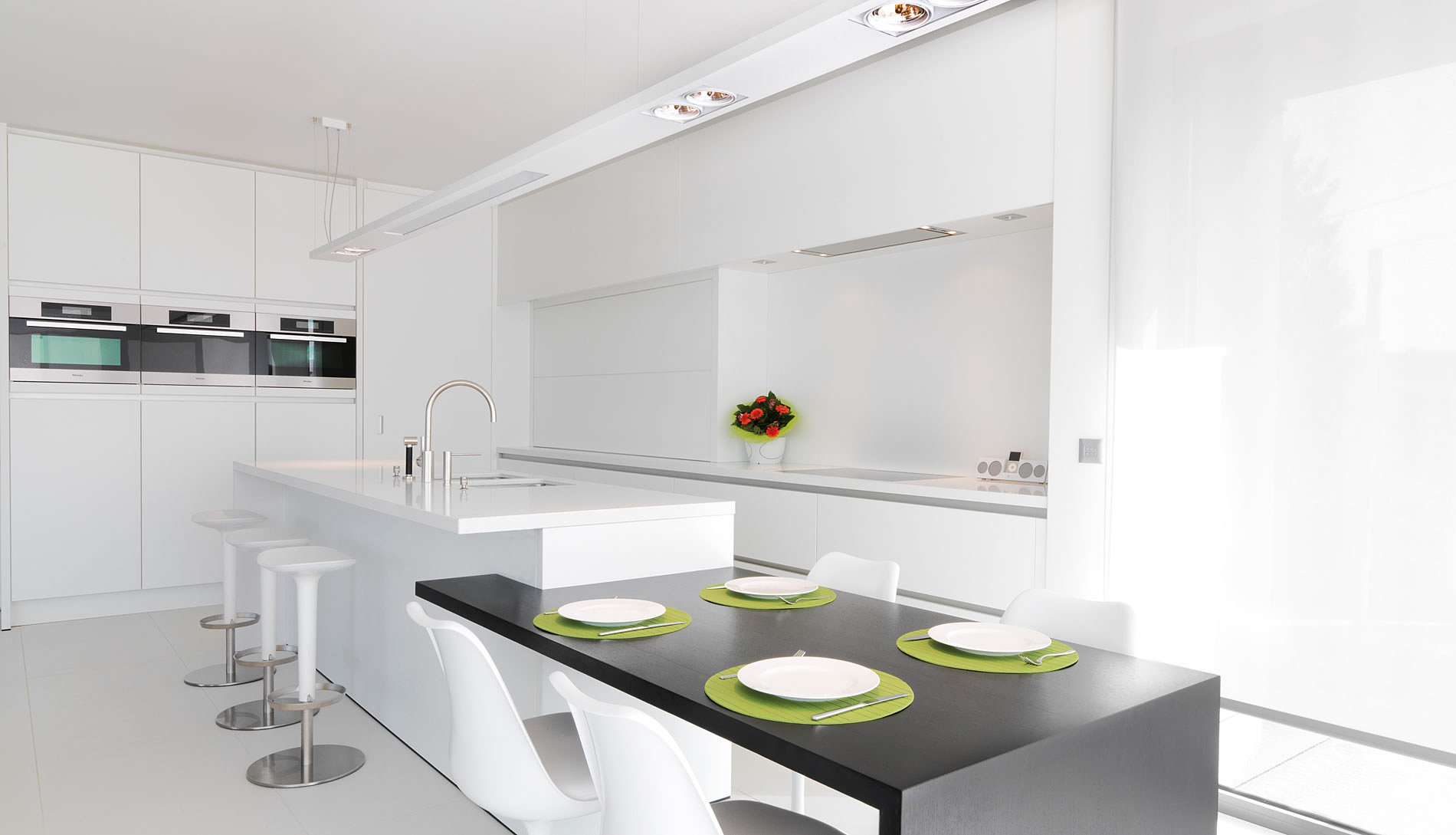 ... en interieur. MP BUYL - Gent en omgeving  Moderne keukens regio Gent
