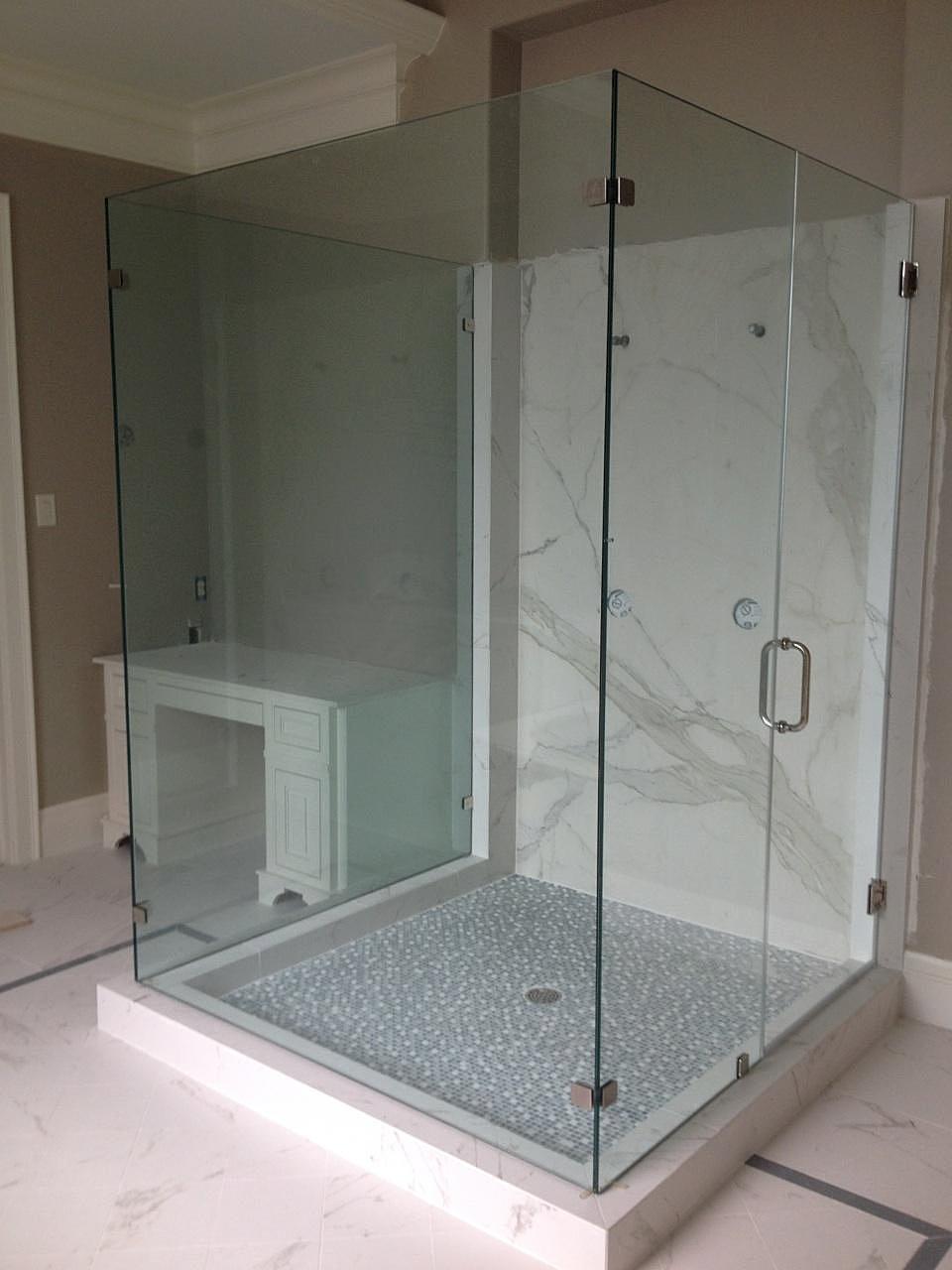 Frameless Shower Doors Houston | KH Design