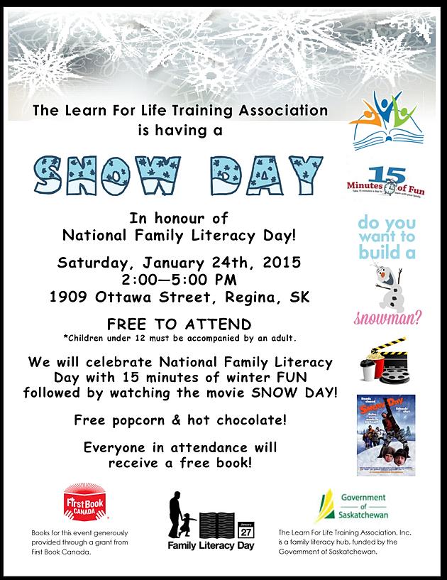 National Family Literacy Day National Family Literacy