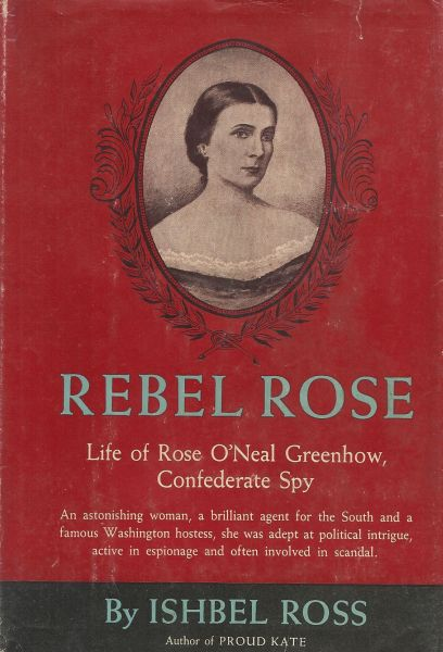 rose oneal greenhow essay College & research libraries news (c&rl news) is the official newsmagazine and publication of record of the association of college & research libraries, providing.