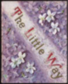 """""""The Little Way"""" by St. Therese. Illustrations by Charles Jouvenot - 1919"""