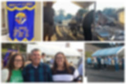 Knights of Columbus at St. Therese Parish - events photo collage