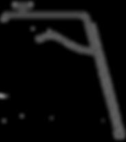 Rail support pour séparations