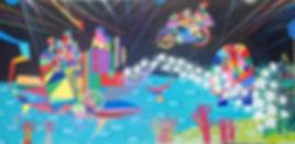 DesencuentroAcrylic_Spray_paint_Acrylic_