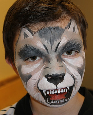 Maquillage - Maquillage loup facile ...
