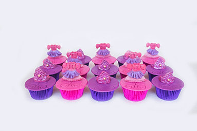 Girly things cupcakes