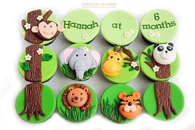 Cute safari for Hannah