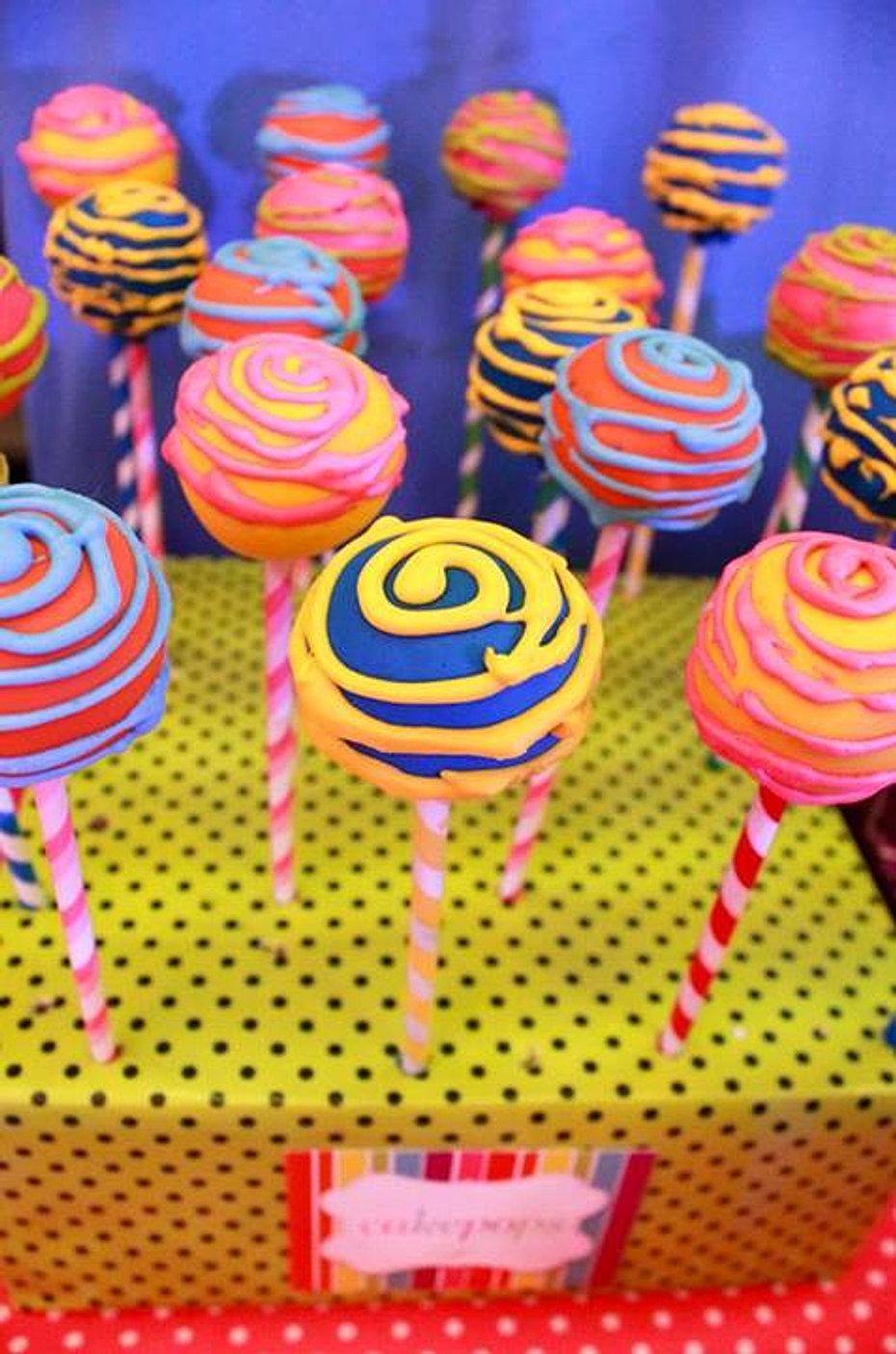 Candyland pops
