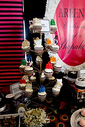 Shop-a-holic cupcakes