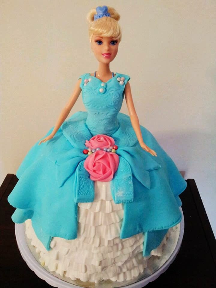 Cinderella Birthday Cake Images