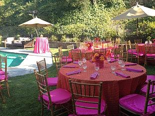 Santa Barbara Pool Party