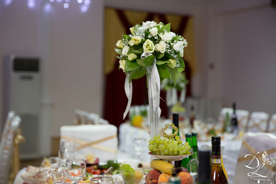 Букетики на столы гостей своими руками - St-steel.ru