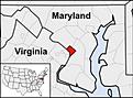 MD, DC, VA