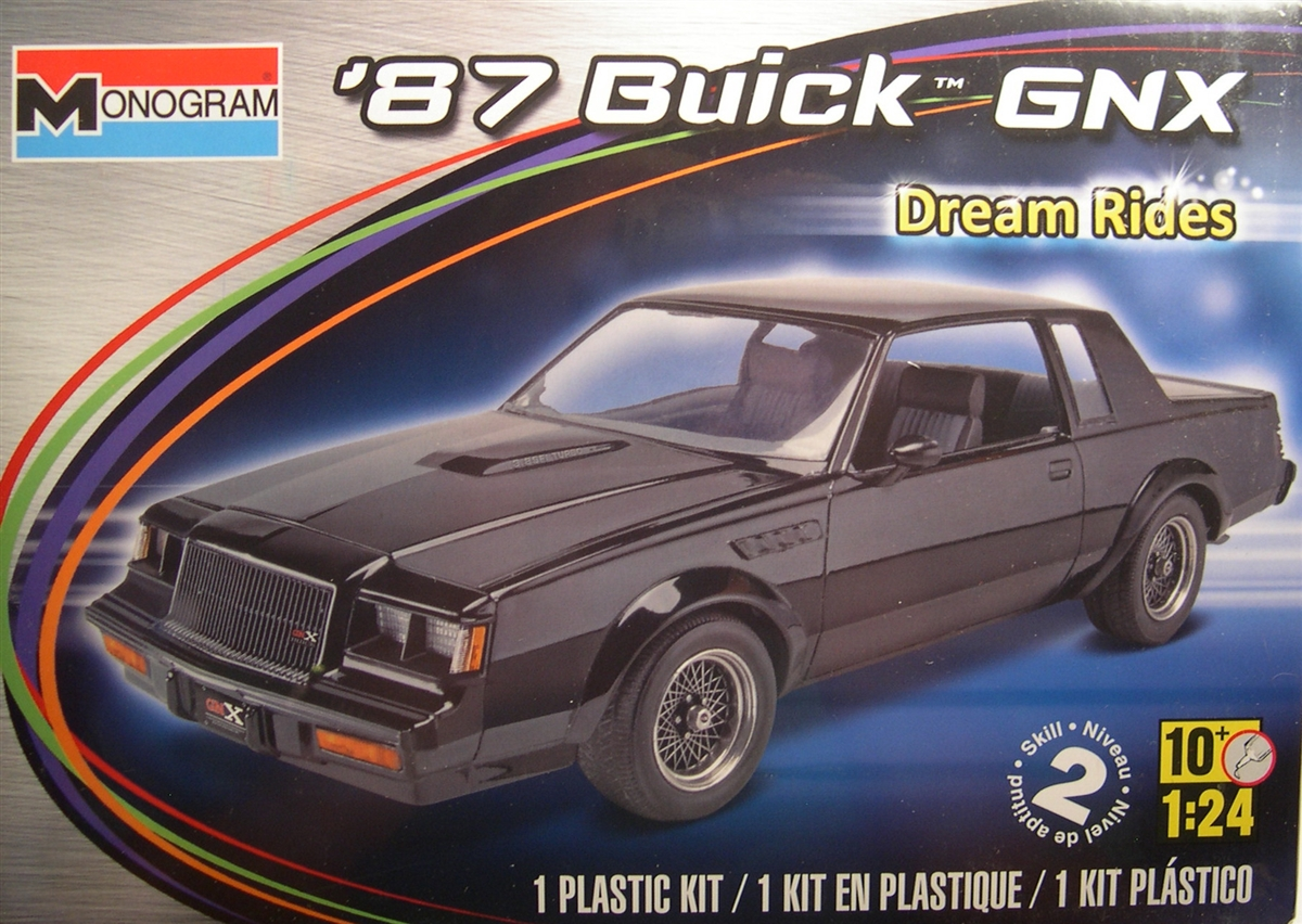 "Monogram '87 Buick GNX ""High Performance Series""- Review 