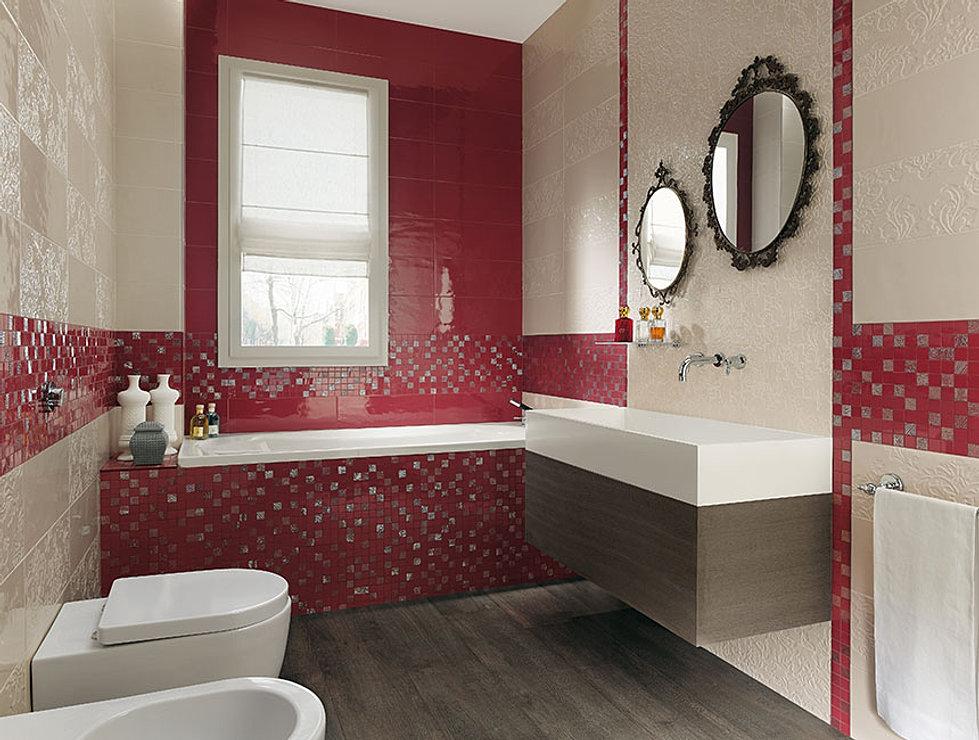 Дизайн в новинки плитки для ванной