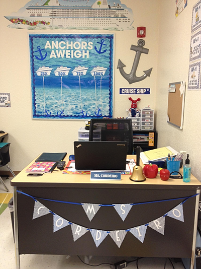 Classroom Decor Nautical ~ Laura star s nautical classroom