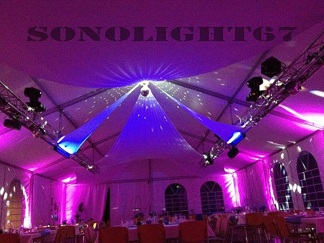 Sonolight 67 le partenaire de vos v nements for Location eclairage exterieur