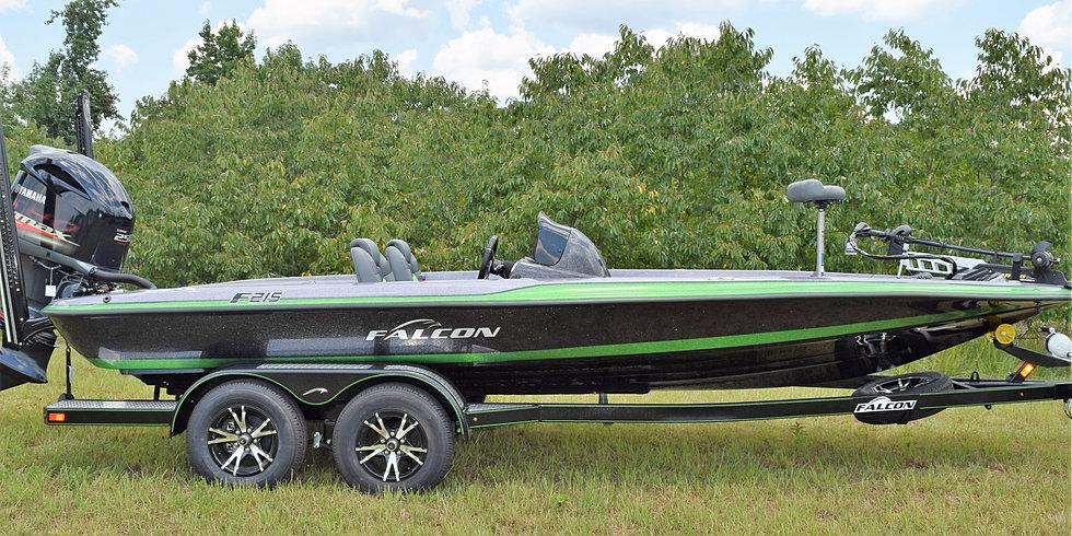 F215 United States Falcon Boats