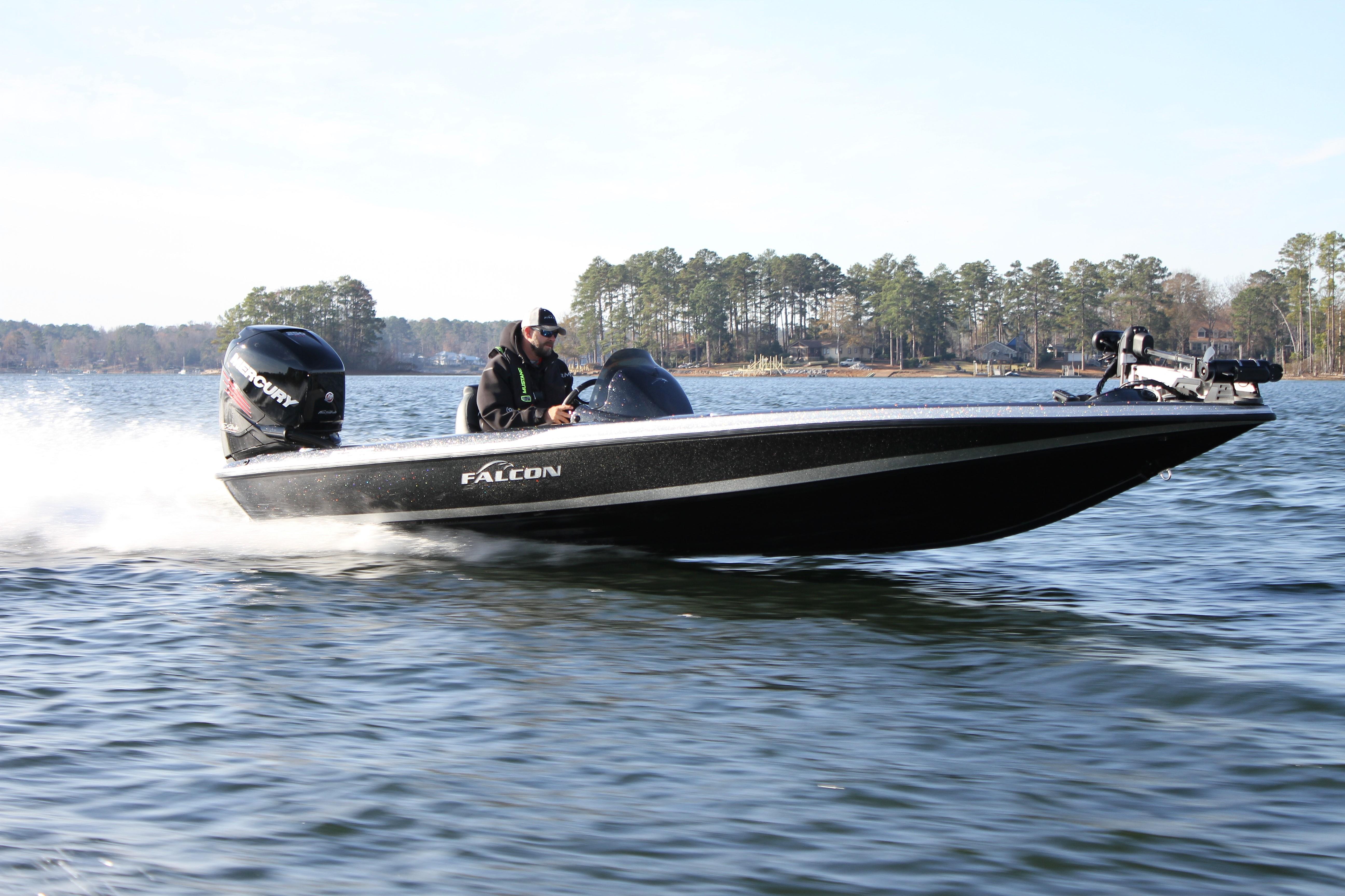 Falcon boats
