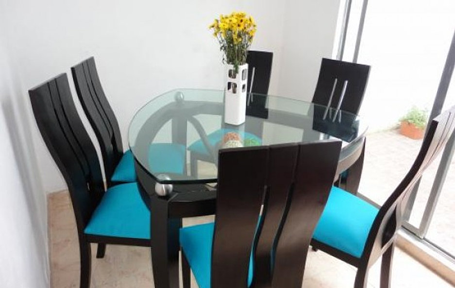 Venta muebles hogar deko economicos calidad fabric for Comedor gota