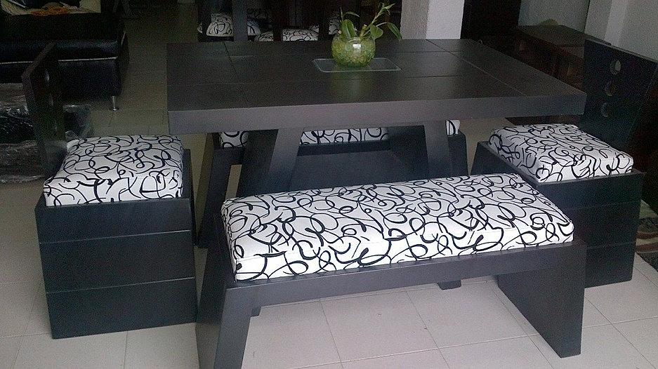 Venta muebles hogar deko economicos calidad fabric for Comedor oriental