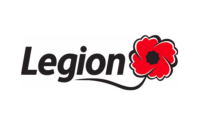 Image result for legion of canada logo