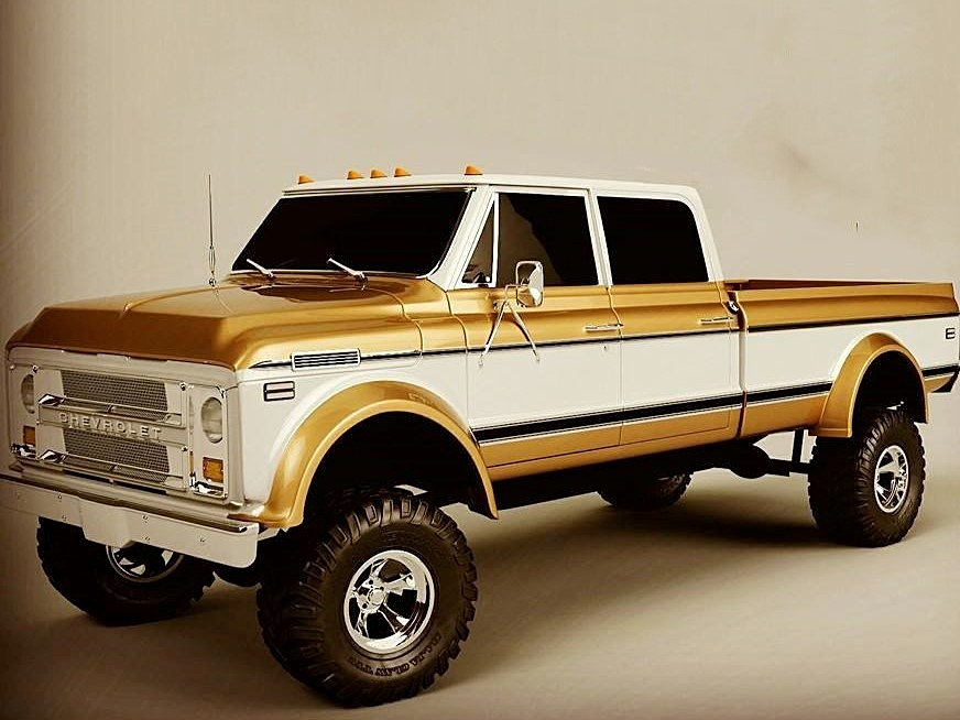 Rtech Fabrications Builder Of Custom Chevy Trucks The Duke