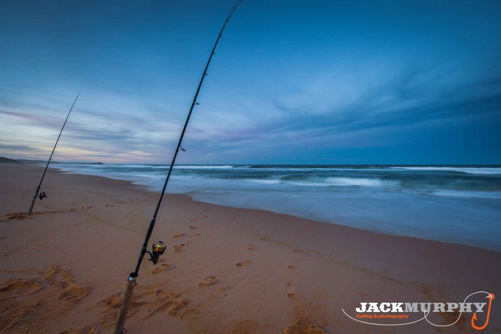 Beach fishing rods for 5 3 fishing