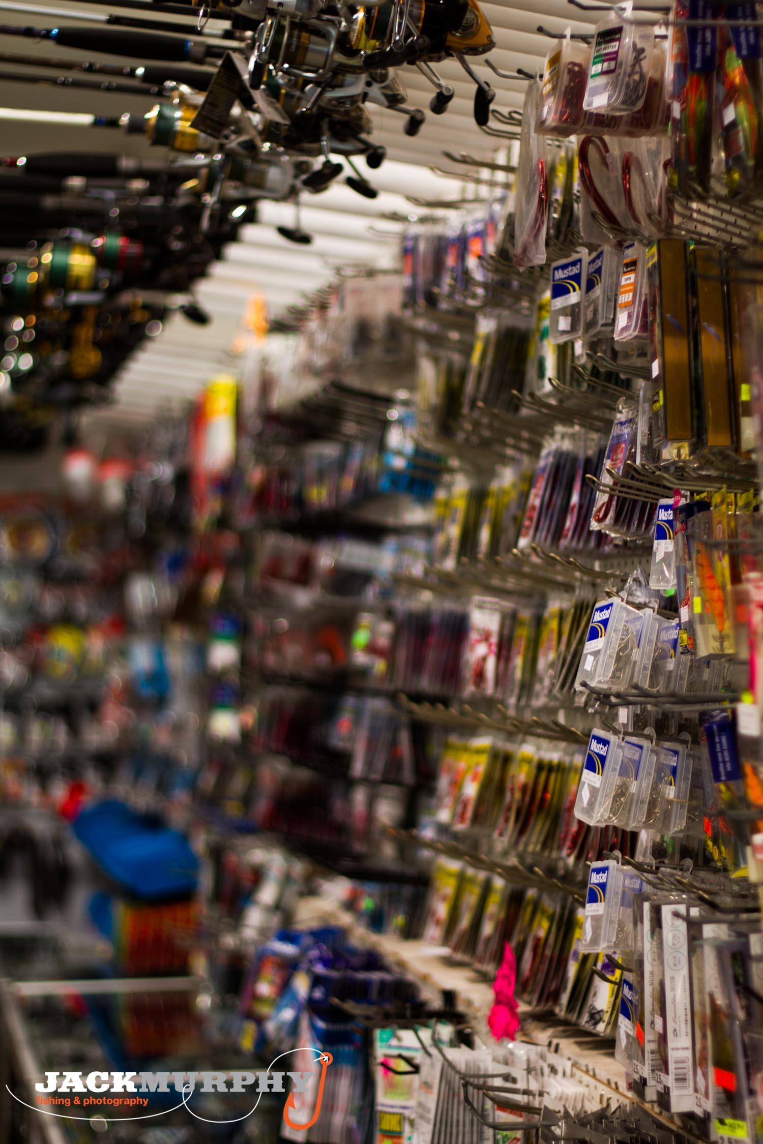 the tackle shop, Fishing Reels